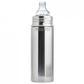 Pura Kiki Stainless Steel Insulated Sippy Bottle