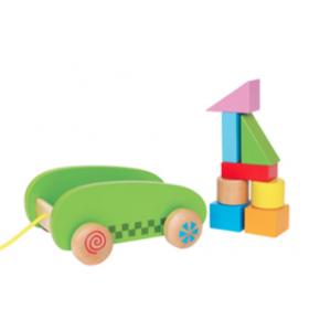 Hape Toys Mini Block and Roll