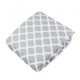 Kushies Flannel Fitted Crib Sheets