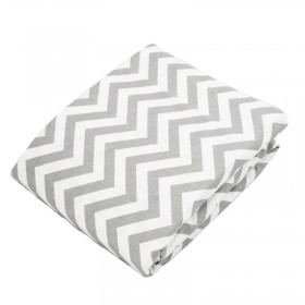 Kushies Flannel Playpen Fitted Sheets