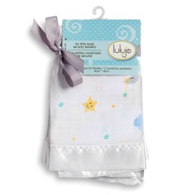Lulujo Muslin Cotton Security Blankets