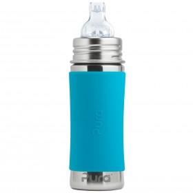 11oz Aqua (with sleeve)