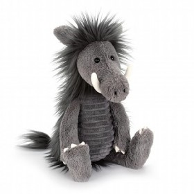 Jellycat Snagglebaggle Walter Warthog Plush Toy