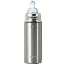 Pura Kiki Insulated Infant Bottle