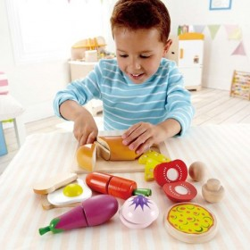 Hape Toys Cutting Food Chef's Choice