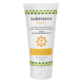 Substance Unscented Baby Sun Care Creme