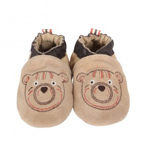 Robeez Mr. Bear Soft Soles