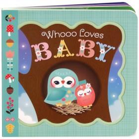 Little Bird Greetings Whooo Loves Baby