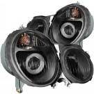 Anzo 121085 - Headlights - Projector - Black