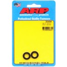 ARP 200-8546 - 3/8 ID .675 OD black washers (Sold as a pair)