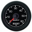 "Auto Meter 8405 - 2-1/16"" Boost, 0-60 PSI, Mechanical"