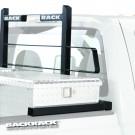 Back Rack 10504TB - Back Rack Tool Box Mount Cab Guard