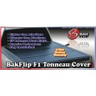 "BAK Industries 26121BT - BAKFlip CS w- Rack Tonneau Covers With or W/O Track System (77"" S/B)"