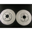 EBC Brakes BSD7241 - EBC High Carbon Blade Rotors
