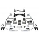 Fabtech K1068 - Lift Kit-Suspension W/Shock