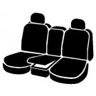 Fia SP88-30BLACK - Seat Protector Custom Seat Cover - SP Front 40/20/40 Seat Cover