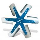 """Flex-A-Lite 1319 - Fan Belt-driven 19"""" high perf. flex, blue star, standard rotation"""