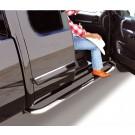 Go Rhino 4047PS - 4000 Series SideSteps w/ Mounting Brackets Step Nerf Bar