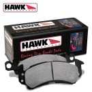 Hawk Performance HB521M.800 Disc Brake Pad Black w/0.800 Thickness Front or Rear