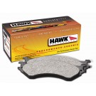 Hawk Performance HB648Z.607 Disc Brake Pad Performance Ceramic w/0.607 Thickness Rear