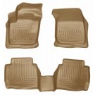 Husky Liners 99753 Weatherbeater Series Front & 2Nd Seat Floor Liners