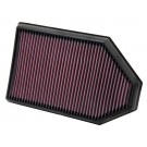 K&N 33-2460 - Washable Lifetime Performance Air Filters