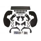 Performance Accessories PLS117 - Premium Lift System - 5 in. Lift
