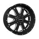 Pro Comp Rims 82-5783B - Xtreme Rock Crawler Series 82 Steel White Wheels