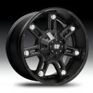 RBP 97R-2090-83-00BF - 97R 20x9.0 6-139.7 et Zero Black Matte 108mm cb - Aluminum