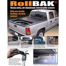 "BAK Industries R15120 - RollBAK Tonneau Covers With or W/O Track System (68"" S/B)"