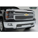 T-Rex 21120 - Billet Grille Overlay/Bolt On - 2 pc.. Polished