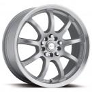 Ultra Wheels 169-6703BK - F9 All Gloss Black Rim