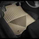 WeatherTech W36TN - All-Weather Floor Mats - Front Rubber Mats - Tan
