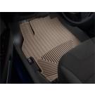 WeatherTech W308TN - All-Weather Floor Mats - Front Rubber Mats - Tan