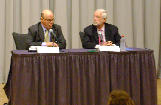 May 7, 2013 Spring Conference: Ambassadors Frank G. Wisner and Timothy A. Chorba