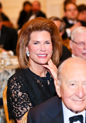 30th Anniversary Gala: Ambassador Nancy G. Brinker. Photo credit Tony Powell
