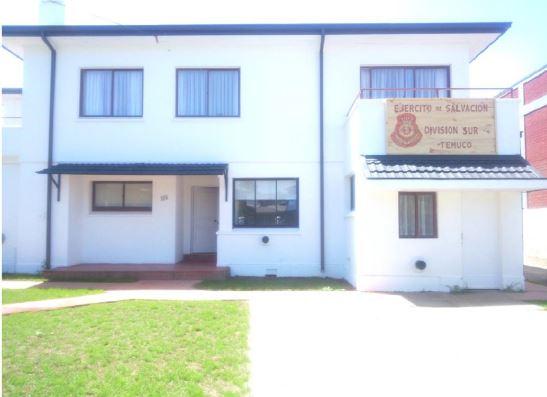 Hombre se ahorcó en el Ejercito de Salvación de Temuco
