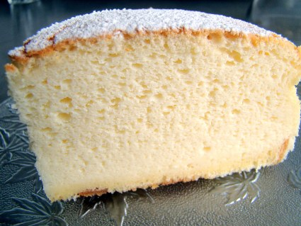 Soufflé Cheese Cake