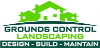 Grounds Control Landscaping Logo
