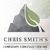 Website for Chris Smith's Landscape Construction Inc.