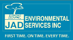 Website for JAD Environmental Services Inc.
