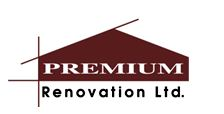 Website for Premium Renovation Ltd.