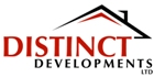 Website for Distinct Developments Ltd.
