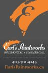 Website for Earls Paintworks Inc.