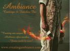 Website for Ambiance Coatings & Finishes Inc