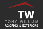 Website for Tony William Roofing & Exteriors Inc