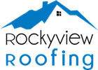 Website for Rockyview Roofing Inc.