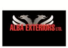 Website for Alba Exteriors Ltd.