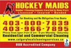 Website for Hockey Maids