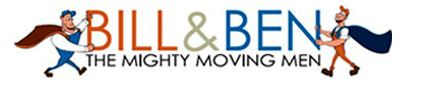 Website for Bill & Ben The Mighty Moving Men Inc.
